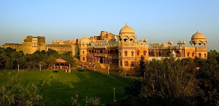 Le fort de Khimshar.