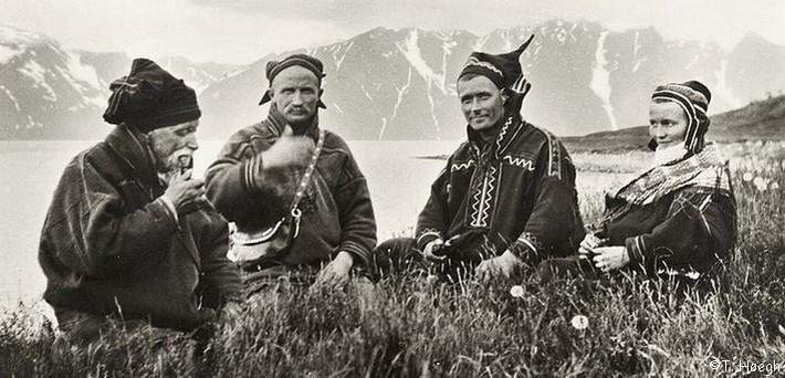 La population sami