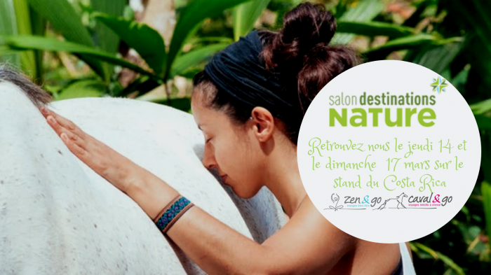 Retrouvez nous au Salon Destinations Nature