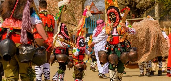 Le festival de Kukeri : la Bulgarie et son folklore