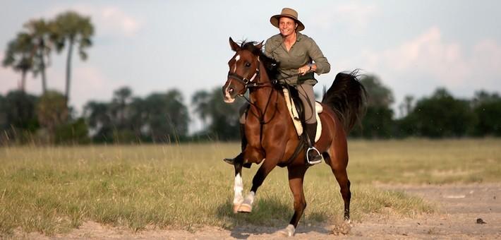 Ai-je le niveau équestre pour faire un safari à cheval ?