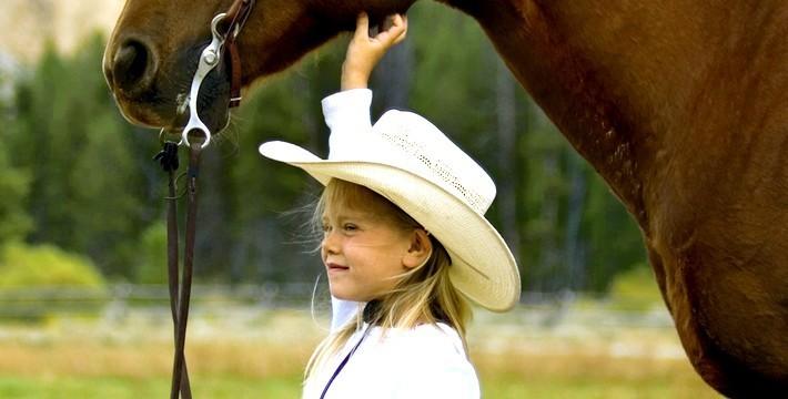 Le rodéo de ranch et les activités familiales