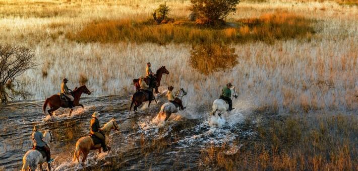Quelle est la meilleure saison pour un safari à cheval ?