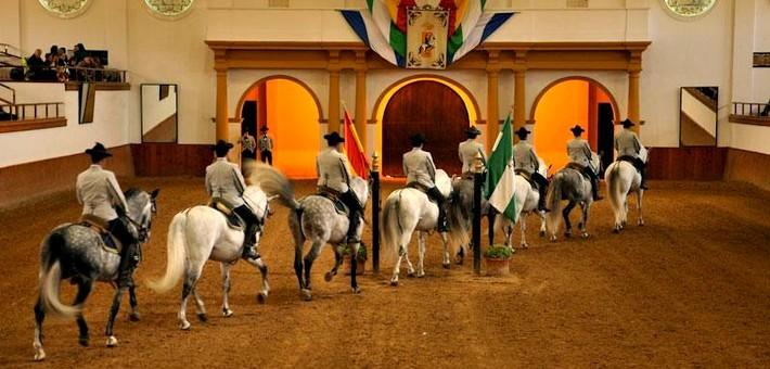 L'Ecole Royale Andalouse d'Arts Equestres