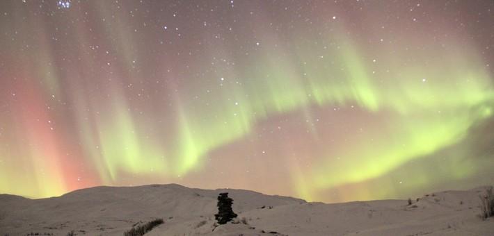 Quelques conseils pour observer les aurores boréales en Suède