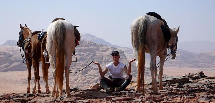 Yoga et équitation, 3 raisons de pratiquer quand on est cavalier