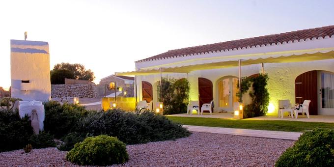 Hôtel Binigaus Vell - Terrasses - Caval&go