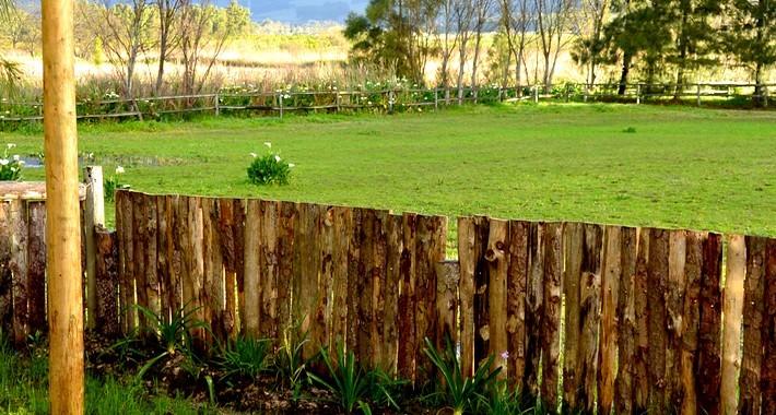 Ranch d'Afrique du Sud