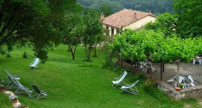 Agritursimo en Toscane