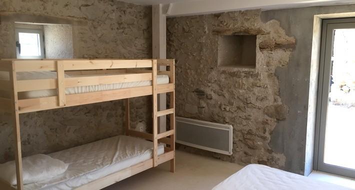 Ferme gîte en Anjou