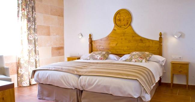 Hôtel Binigaus Velle - Chambre - Caval&go