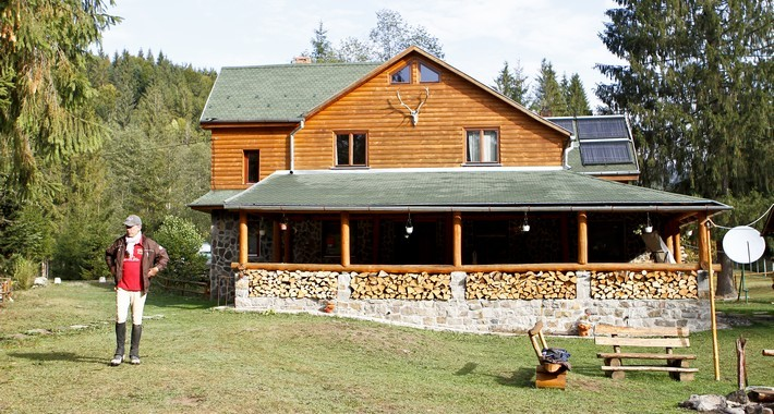 Lodge Calimani