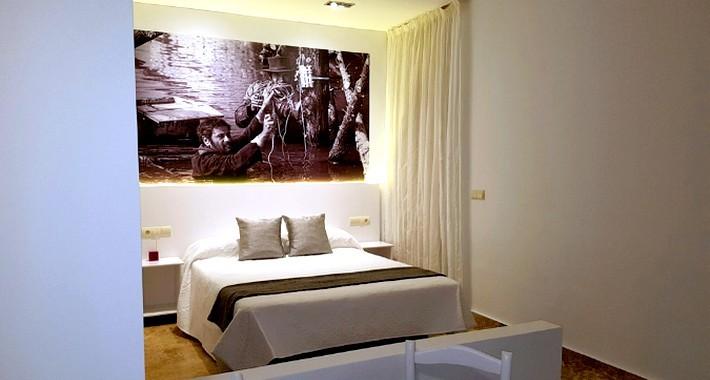 Hotel Ojo y Luz en Espagne