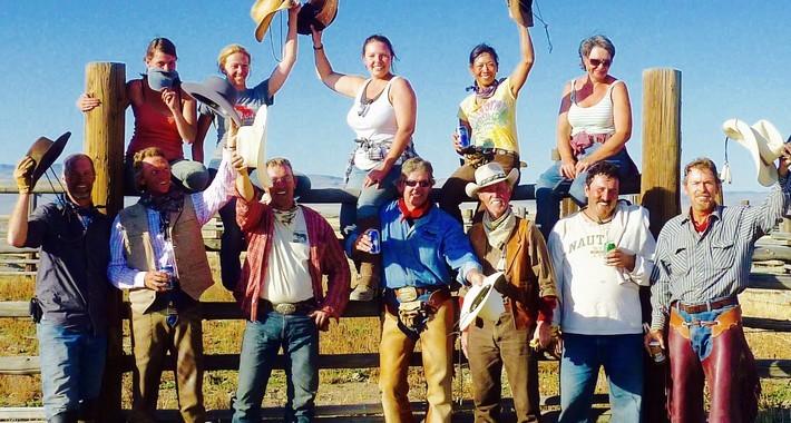 Ranch de convoyage de bétail dans l'Idaho aux Etats-Unis - Caval&go