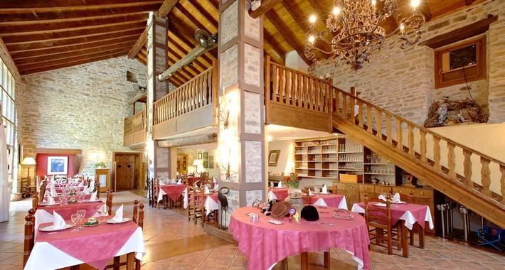 Séjour linguistique & équitation en Espagne - Salle commune