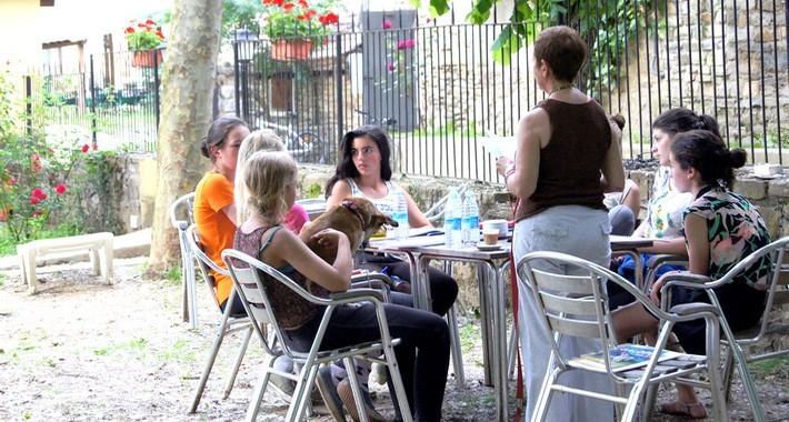 Séjour linguistique & équitation en Espagne