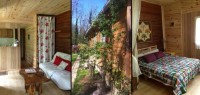 Chalet & cabane perchée en forêt de Fontainebleau - Caval&go