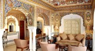 Salon de Mandawa Castle - Caval&go