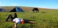 Bivouac Mongole