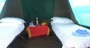 Campement mobile Kalahari