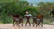 Campement Davidson en Afrique du Sud