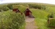 Gîte traditionnel Islandais