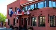 Hotel historique de charme à Cody au Wyoming - Caval&go