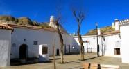 Hotel troglodyte à Guadix en Espagne