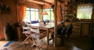 randonnée équestre au Chili - Cottage