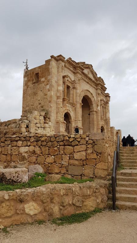 L'arc de Triomphe de Hamman