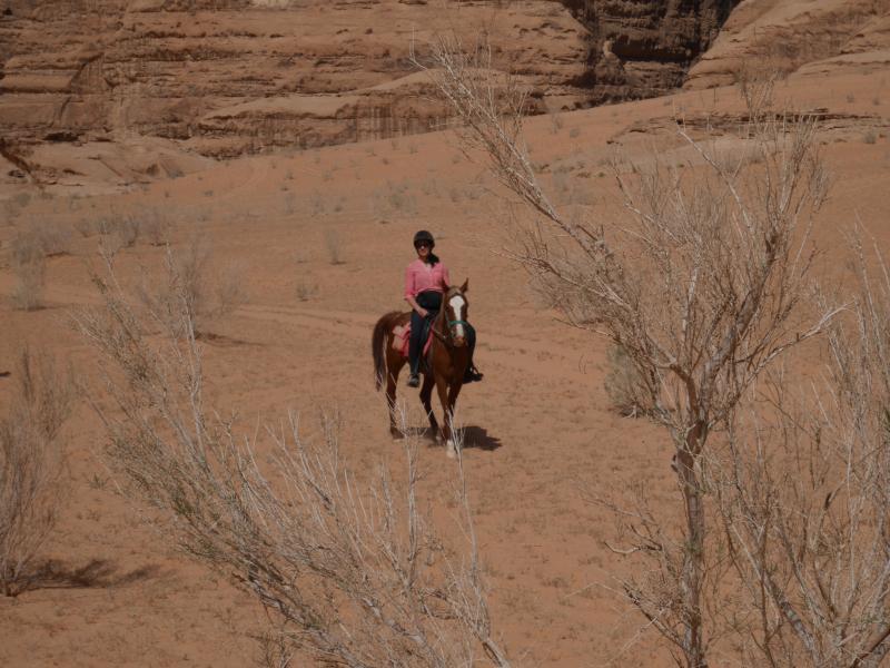 Le Wadi Rum autrement