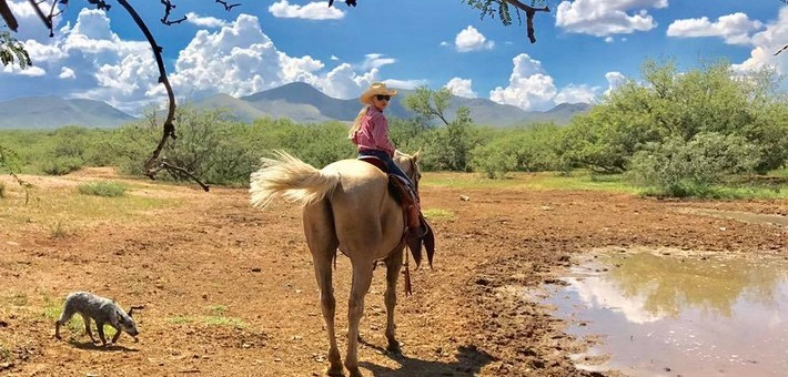 Ranch en Arizona - Caval&go